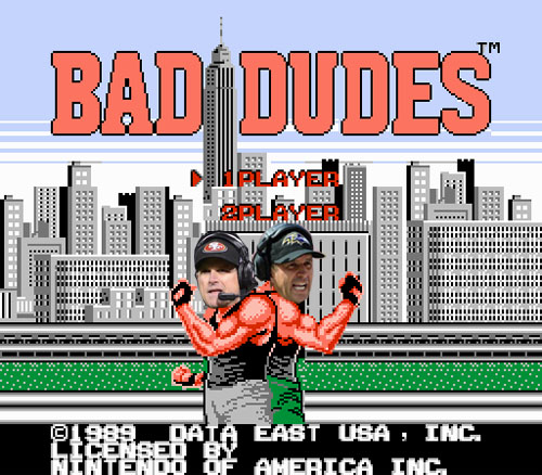 Bad Dudes Harbowl