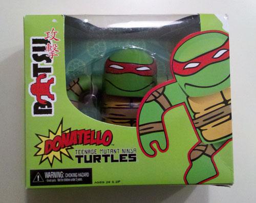 NECA BATSU Donatello