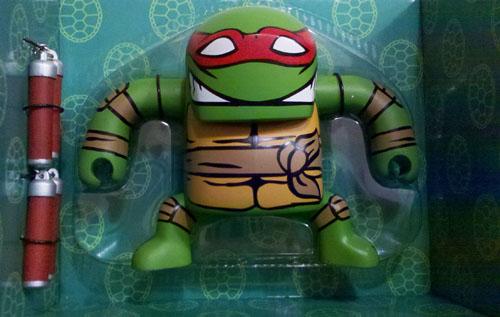 BATSU Michelangelo Figure