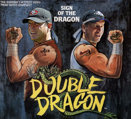 Double Dragon Harbowl