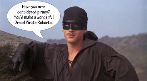 Dread Pirate Roberts