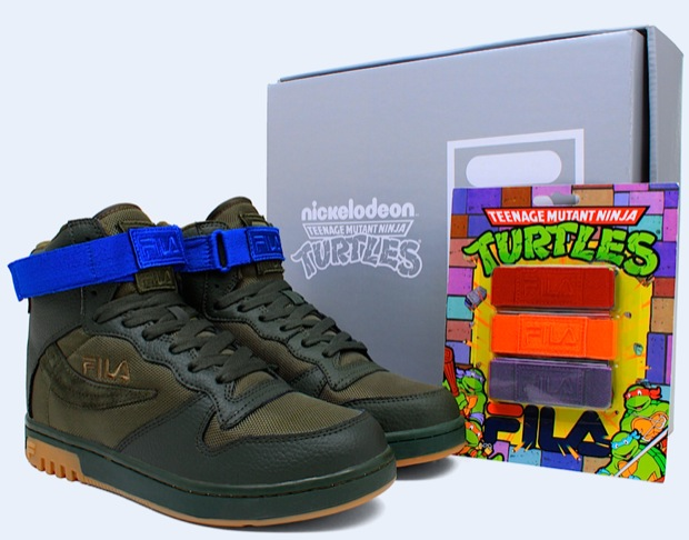 Fila TMNT Sneakers