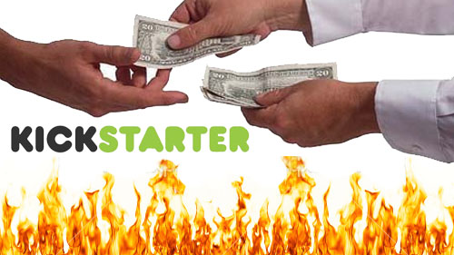 Avoid Getting Burned by Kickstarter