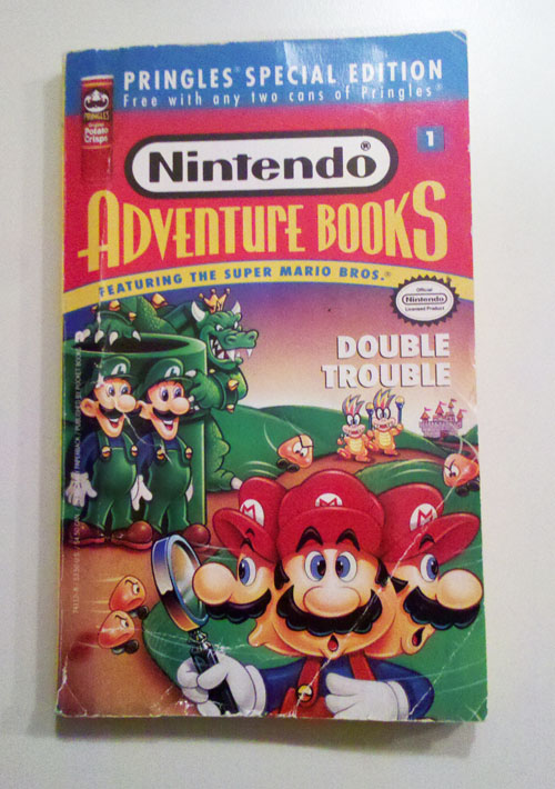 Nintendo Adventure Books - Double Trouble