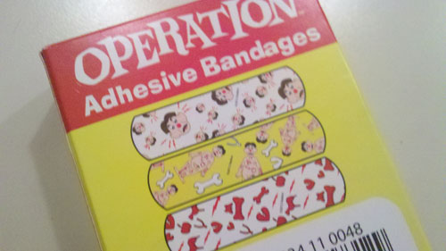 Operation Bandages