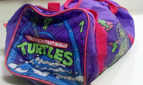 TMNT Duffle Bag