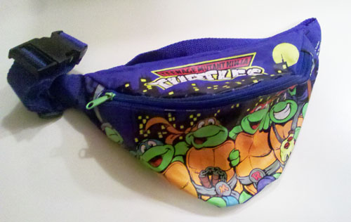 TMNT Fanny Pack