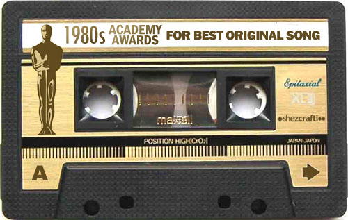 1980s Oscars Mixtape: Best Original Songs
