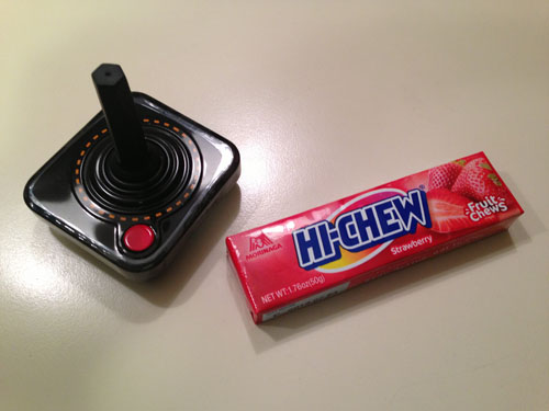 Atari Candy & Hi-Chew