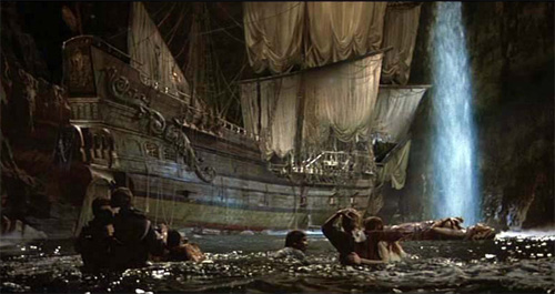 Goonies Pirate Ship