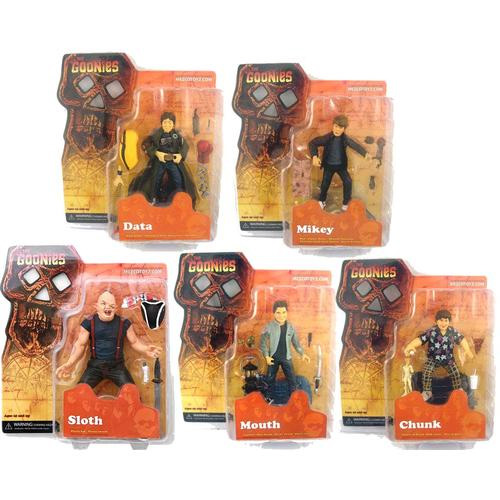 Goonies Toy Packaging