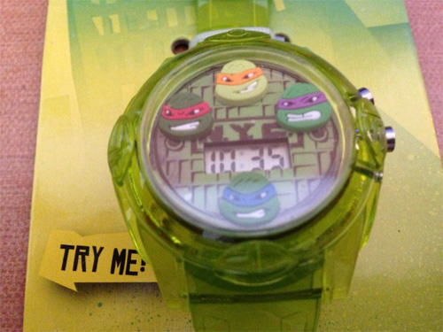 TMNT Watch Face