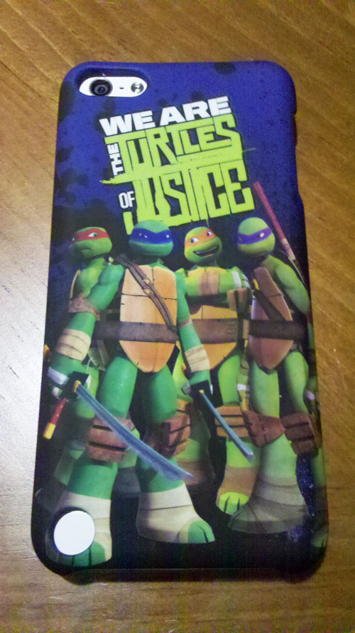 TMNT iPhone Case - Back Cover