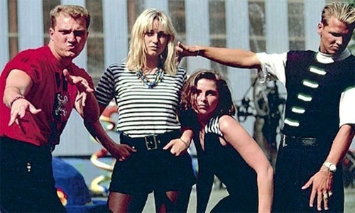 Ace of Base, circa 1993