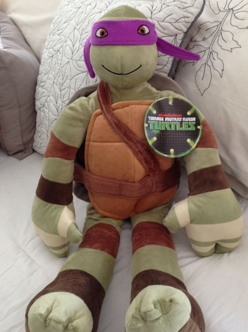 Donatello Plush