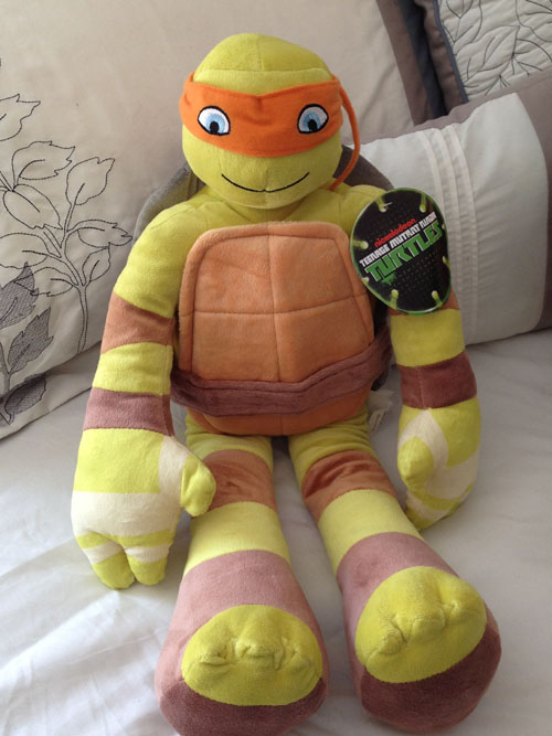 Michelangelo Plush