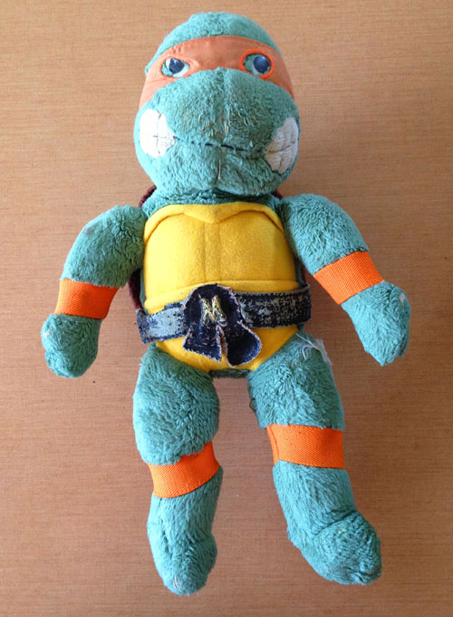 Michelangelo Plush - Front