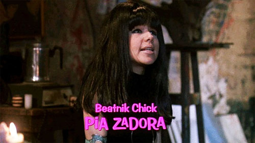Pia Zadora - Beanik Chick in Hairspray