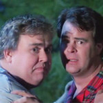 John Candy and Dan Aykroyd in The Great Outdoors