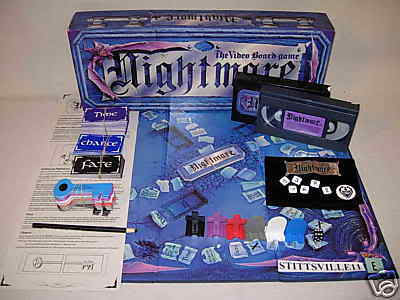 Nightmare: Video Board Game
