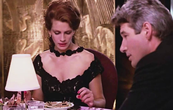 Escargot in Pretty Woman